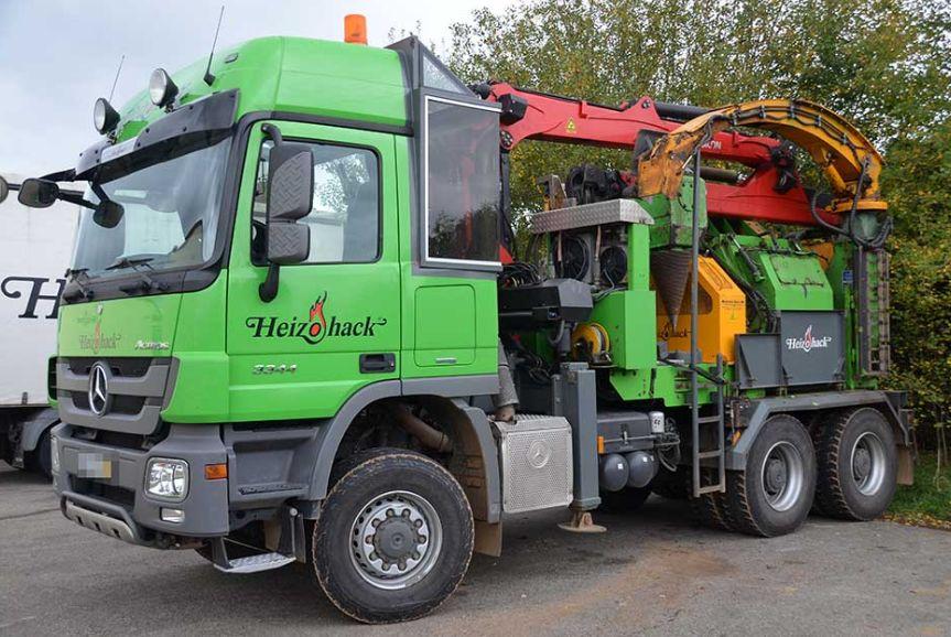 HEIZOHACK HM 14 860 KL (380 000 EUR)